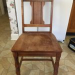 Original Dining Room Chair